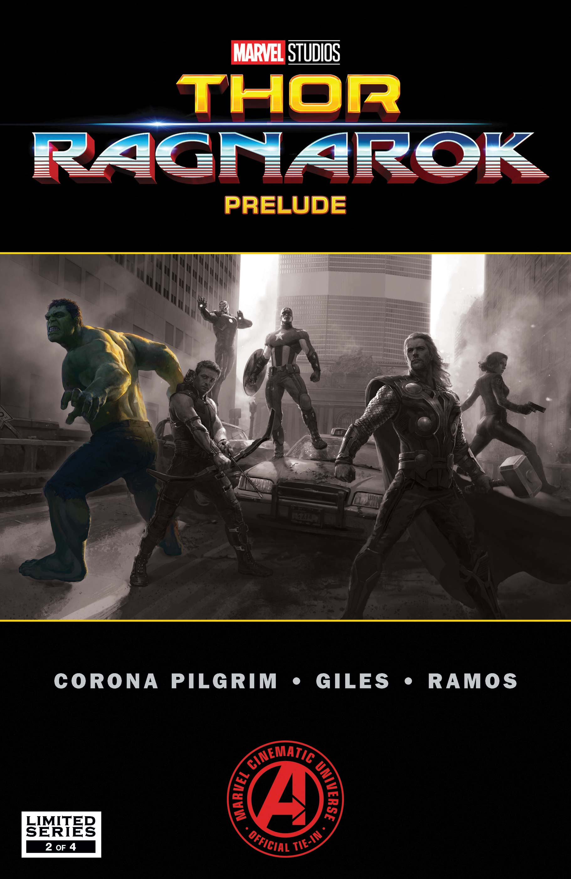 Marvel's Thor: Ragnarok Prelude (2017) #2