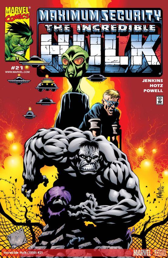 Hulk (1999) #21