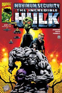 Incredible Hulk #21