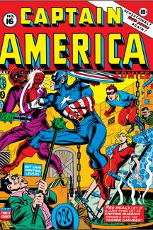 Captain America Comics (1941) #16