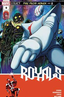 Royals #9