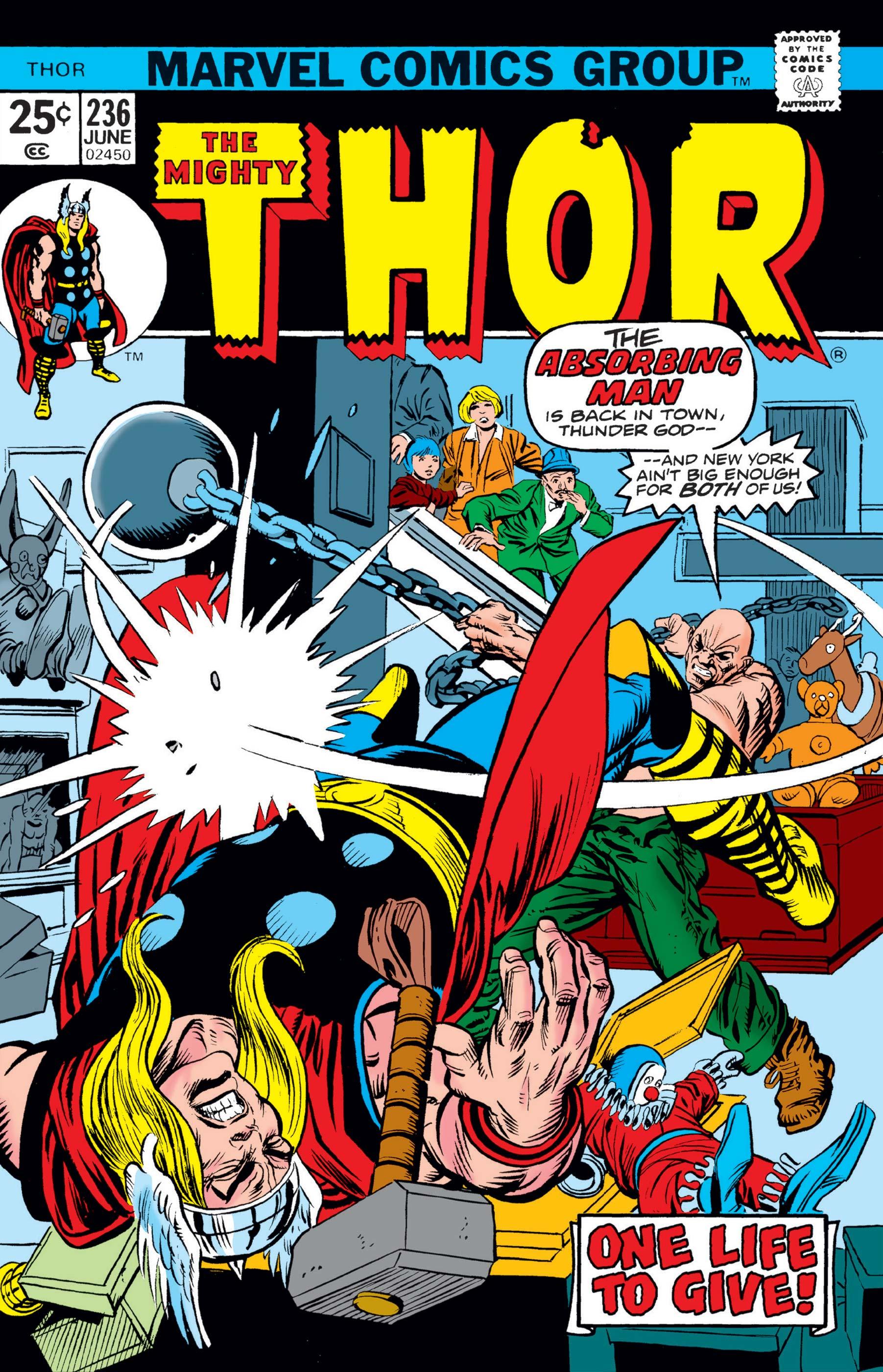 Thor (1966) #236