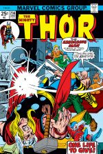 Thor (1966) #236 cover