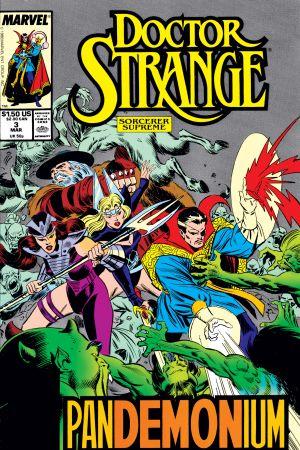 Doctor Strange, Sorcerer Supreme (1988) #3