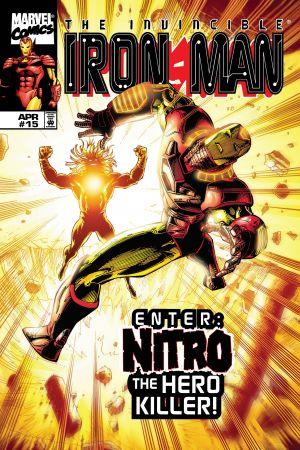 Iron Man #15