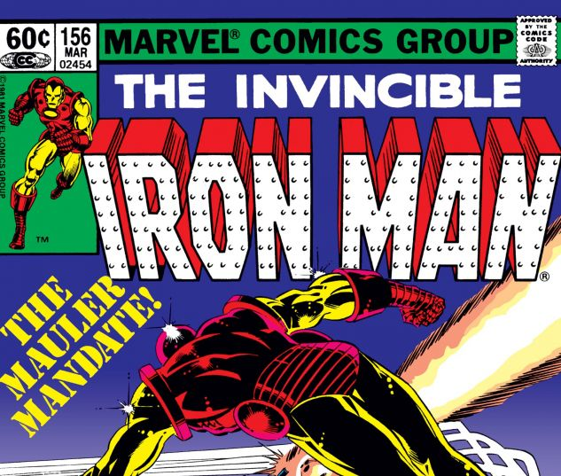 Iron Man (1968) #156