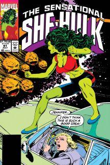 Sensational She-Hulk (1989) #41