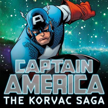 Captain America & the Korvac Saga (2010 - 2011)