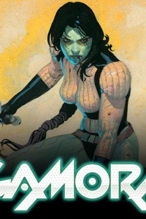 Gamora (2016 - 2017)