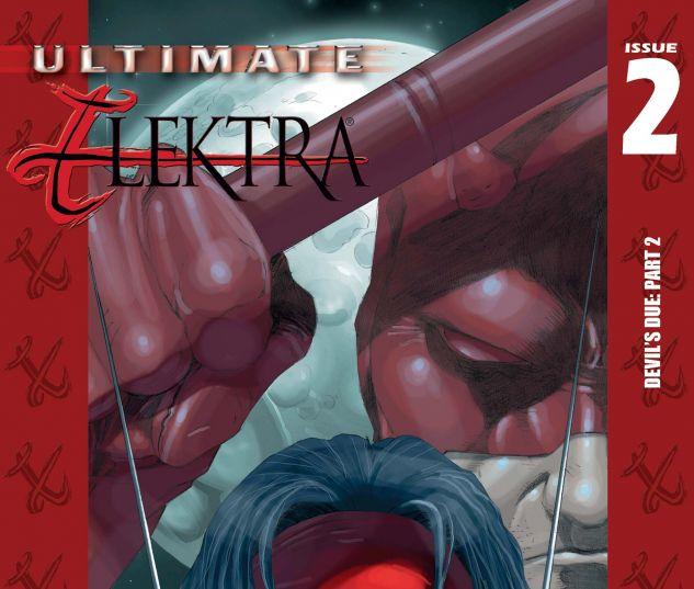 ULTIMATE ELEKTRA (2004) #2