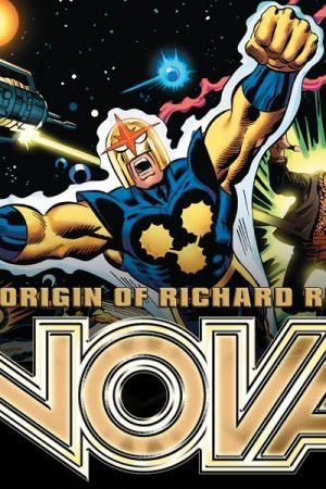 Nova: Origin of Richard Rider (2009)