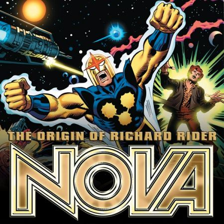 NOVA: ORIGIN OF RICHARD RIDER (0000-present)