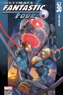 Ultimate Fantastic Four (2003) #36