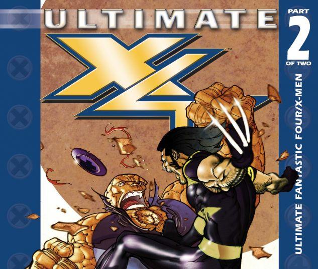 Ultimate Fantastic Four/X-Men (2006) #1