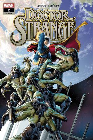 Doctor Strange (2018) #2