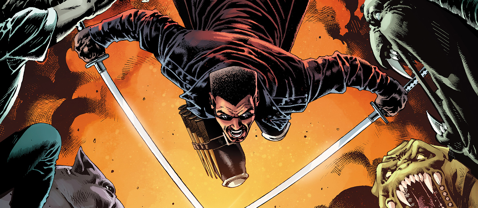 Image result for blade comic