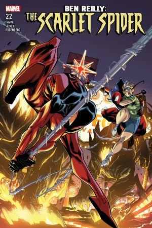 Ben Reilly: Scarlet Spider #22
