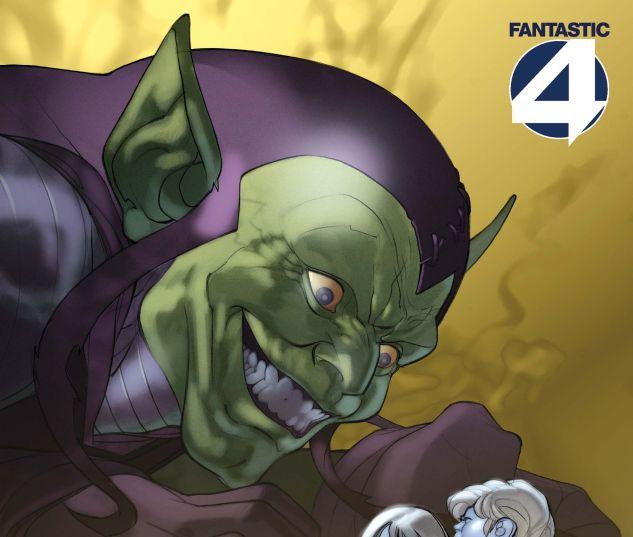 DARK REIGN: FANTASTIC FOUR (2009) #4