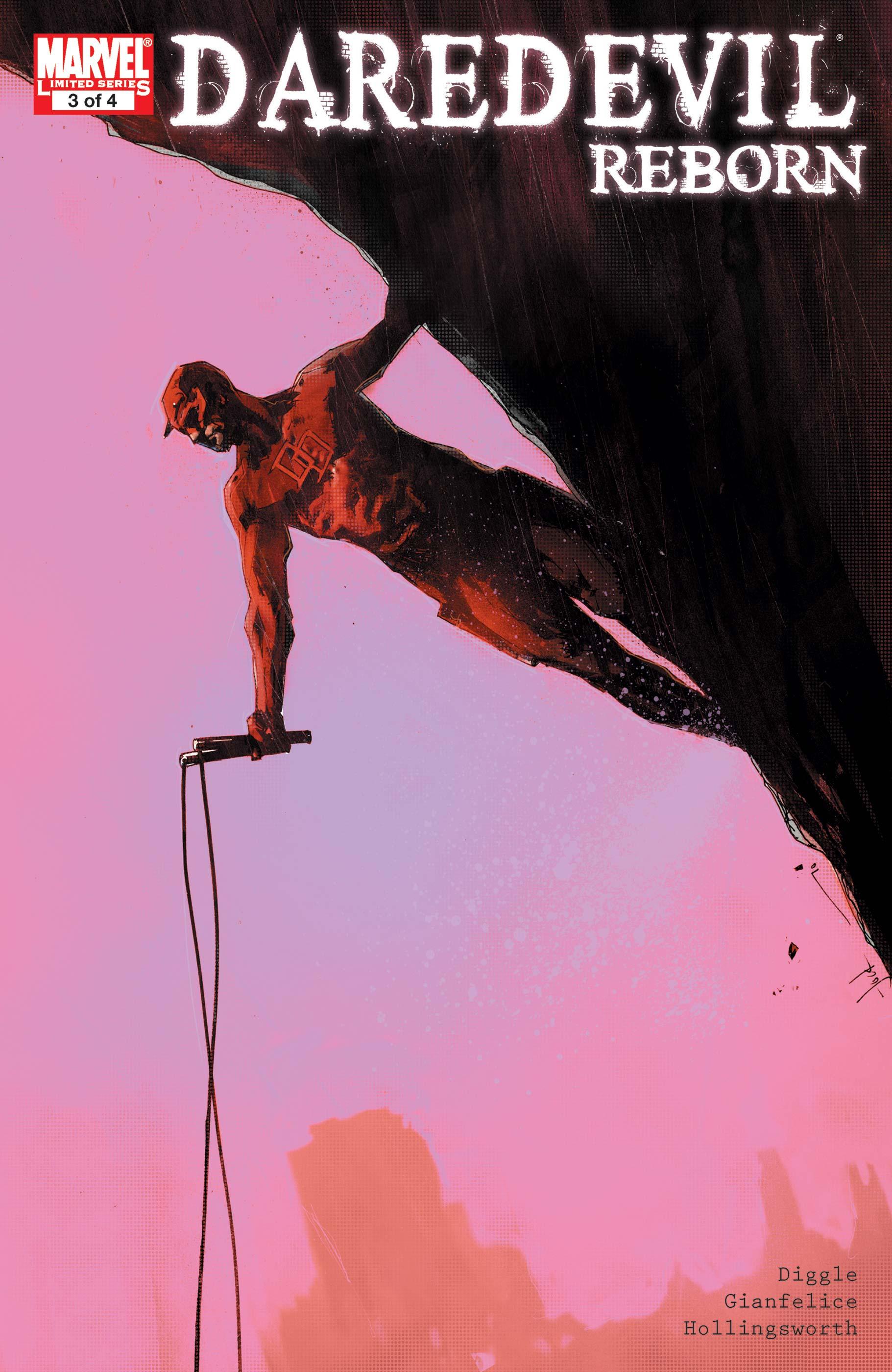 Daredevil: Reborn (2010) #3