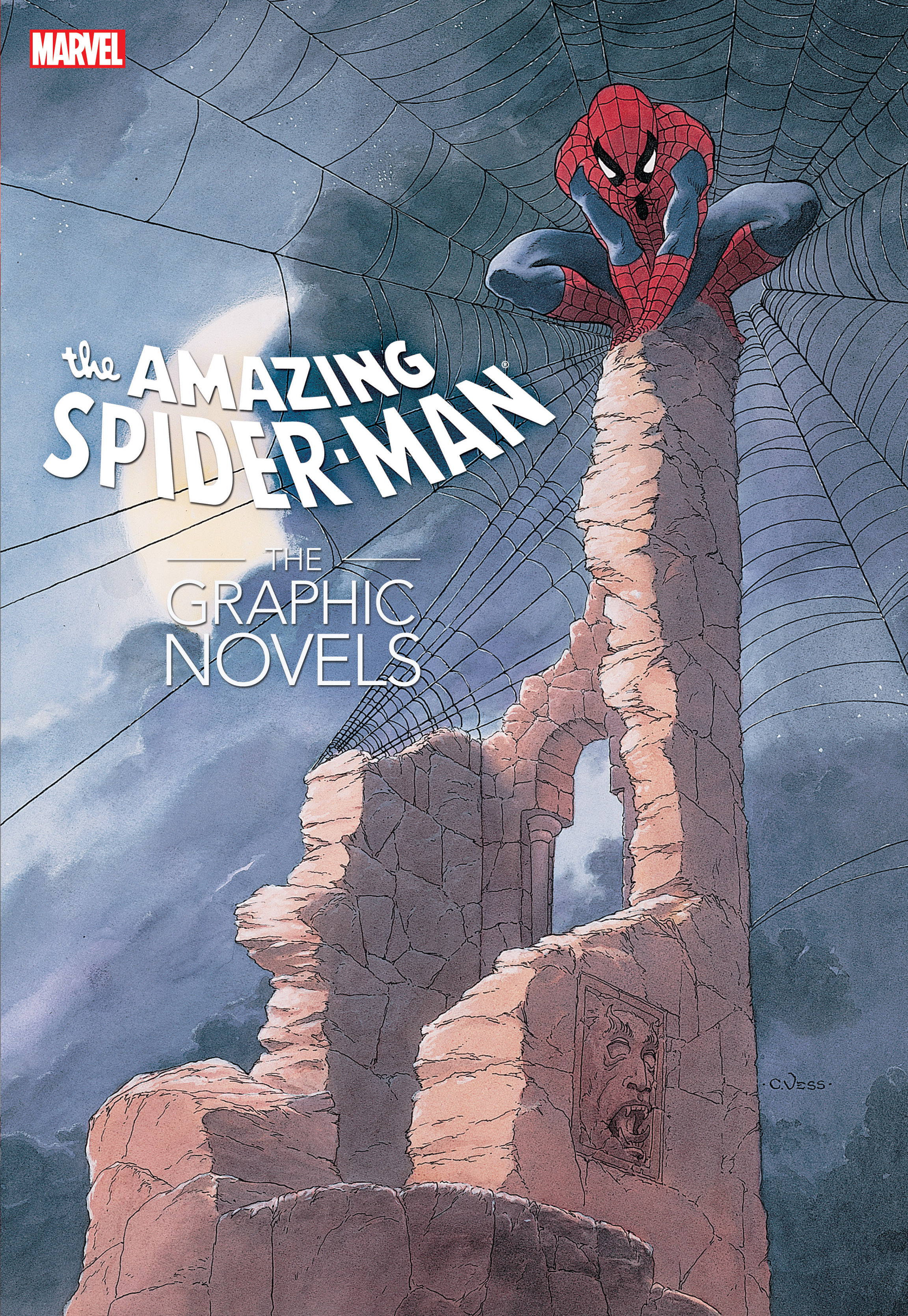 Spider-Man: The Graphic Novels (Hardcover)