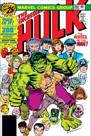 Incredible Hulk #200