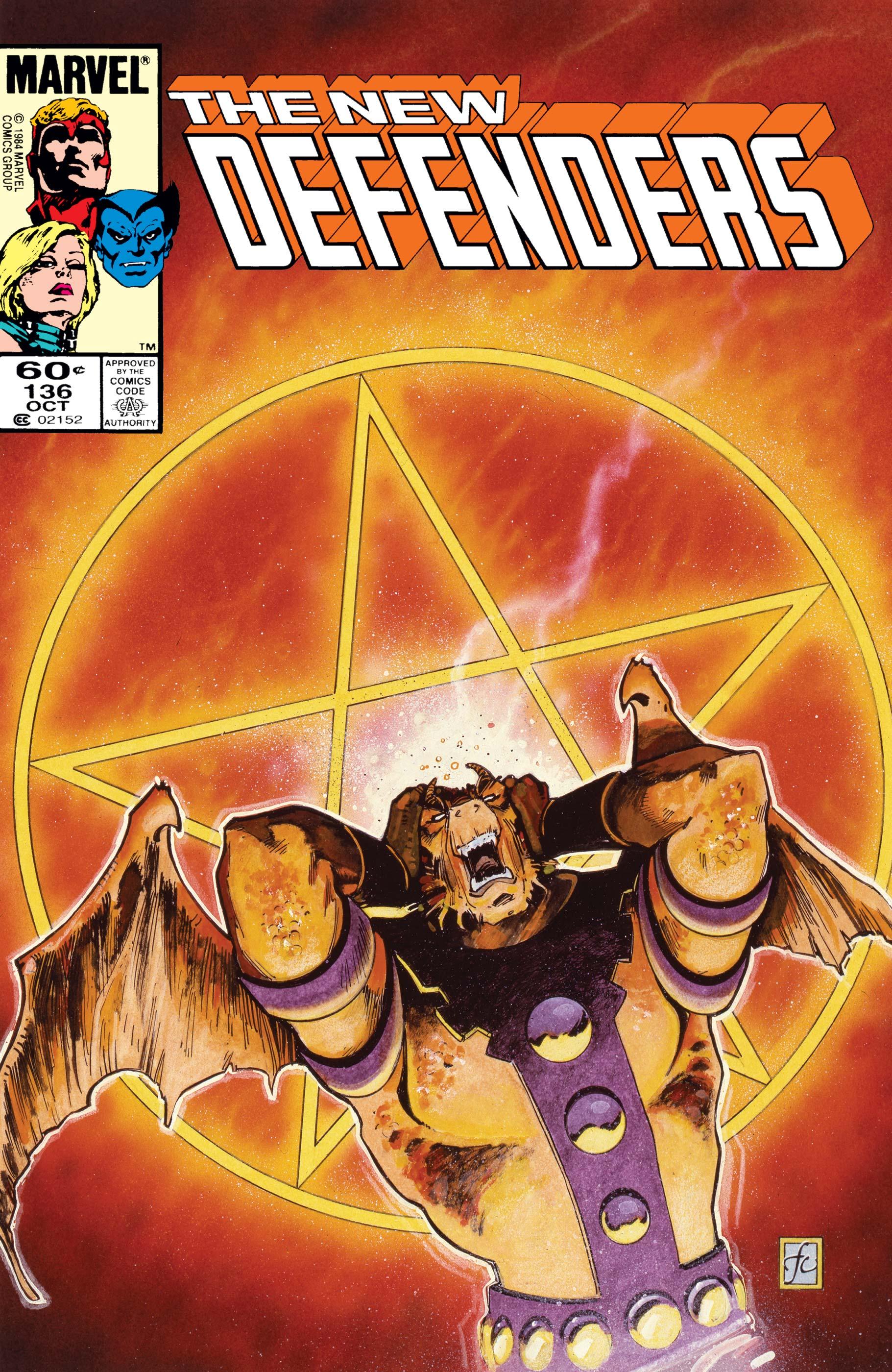 Defenders (1972) #136