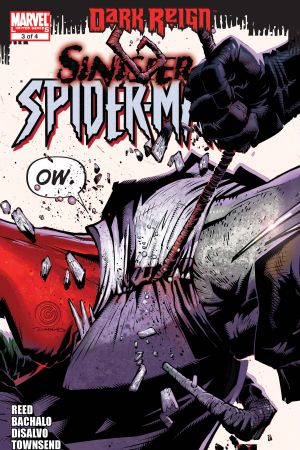 Dark Reign: The Sinister Spider-Man #3