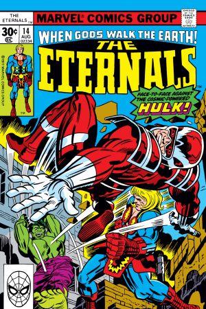 Eternals (1976) #14