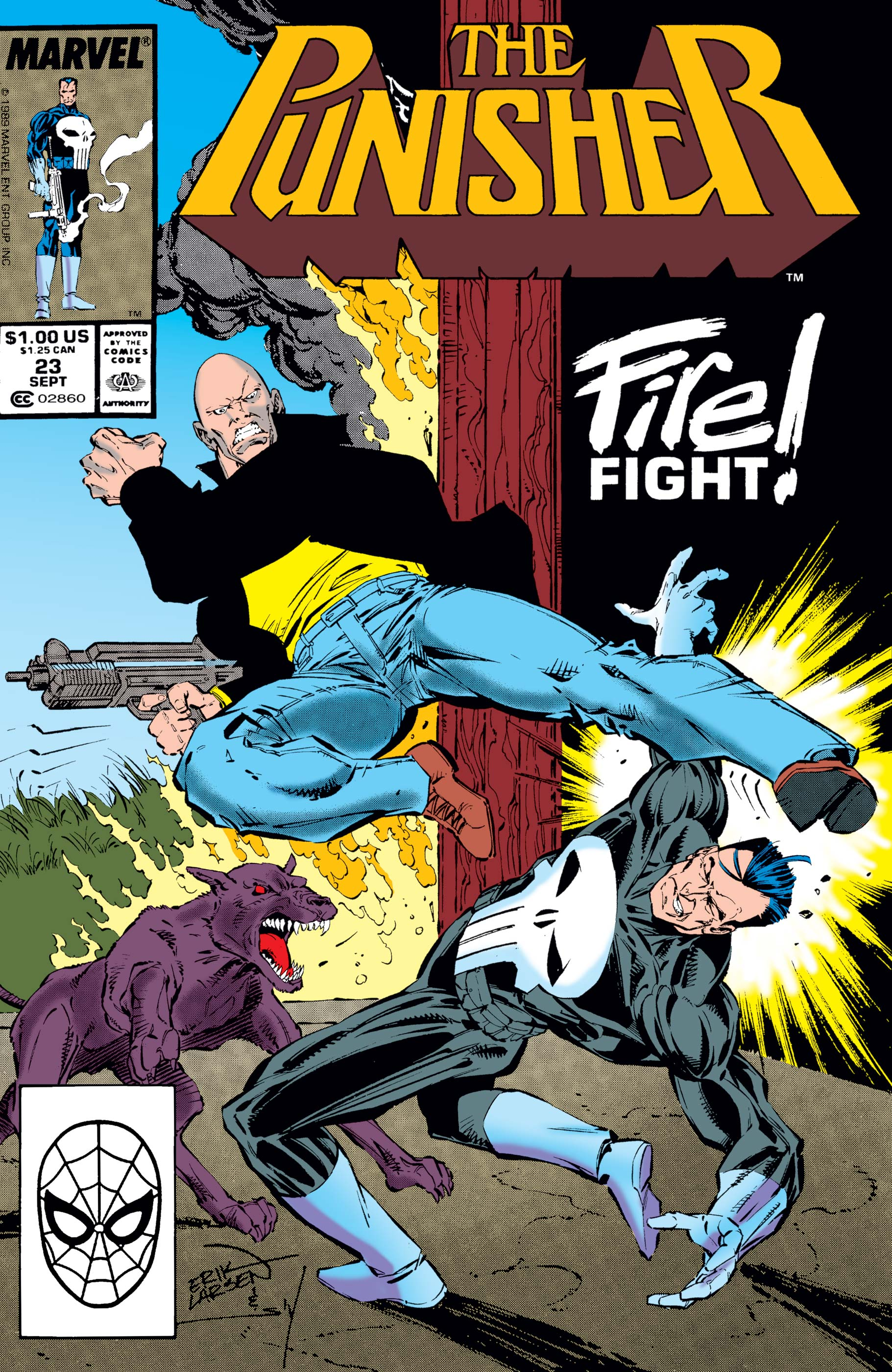 The Punisher (1987) #23