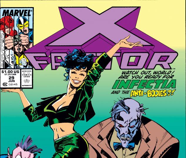 X-Factor (1986) #29