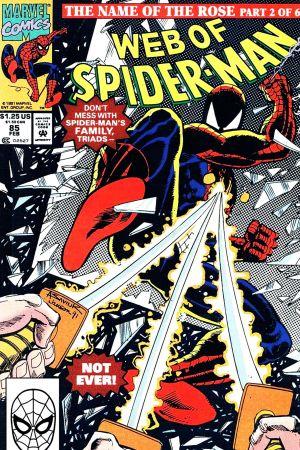 Web of Spider-Man (1985) #85
