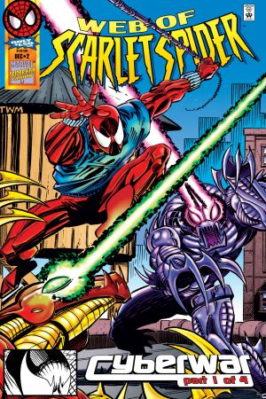 Web of Scarlet Spider #2