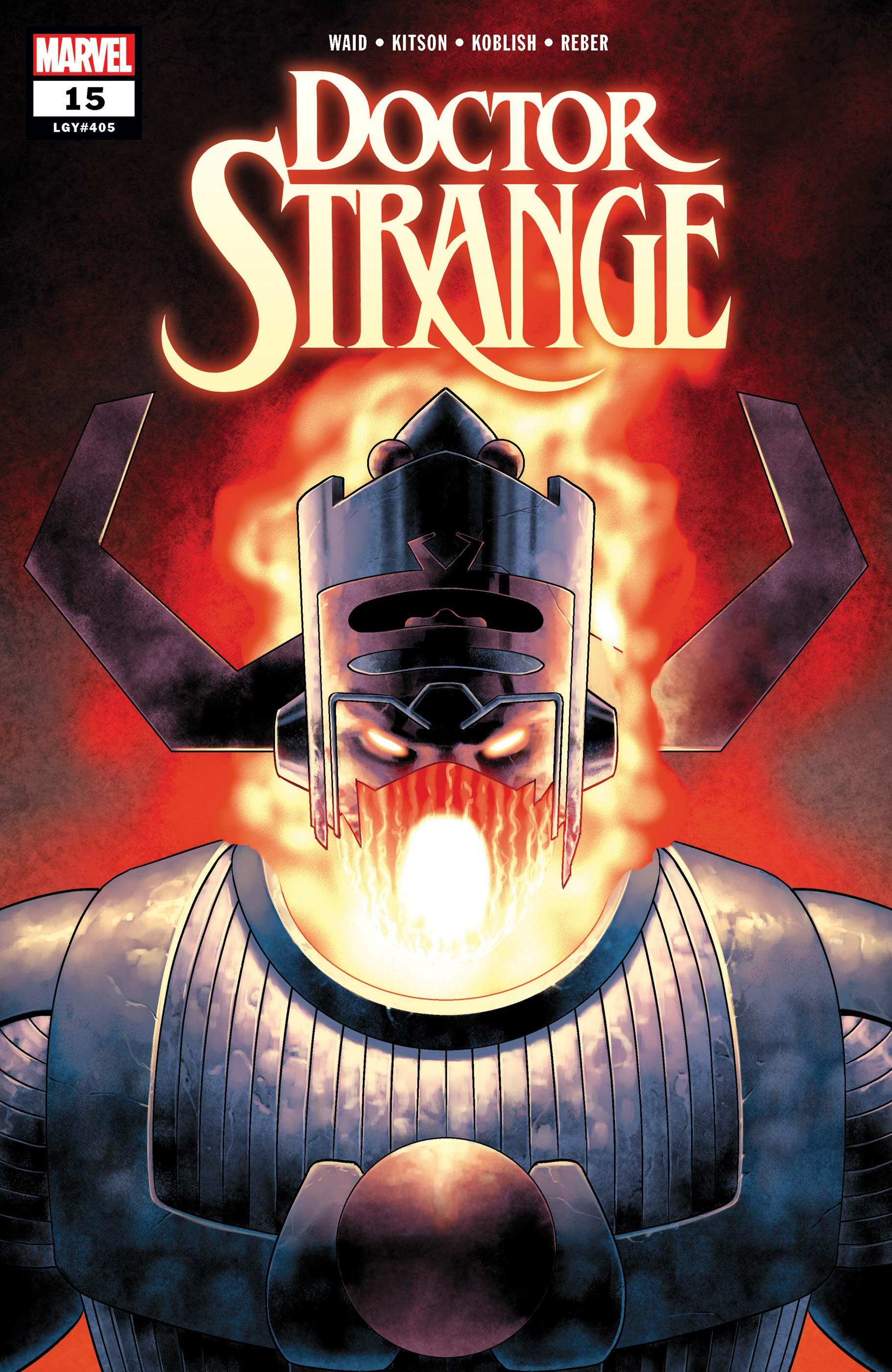 Doctor Strange (2018) #15