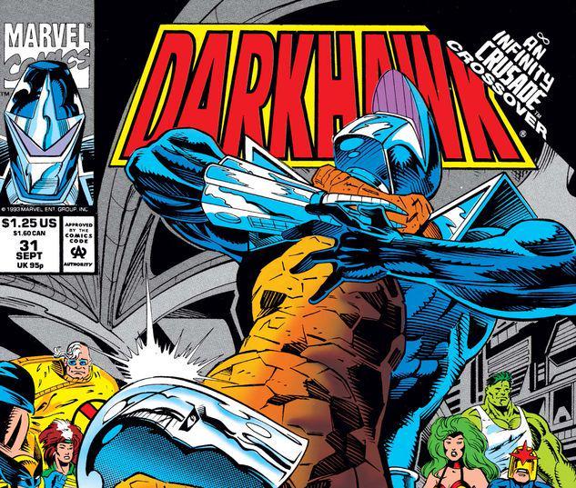 Darkhawk #31