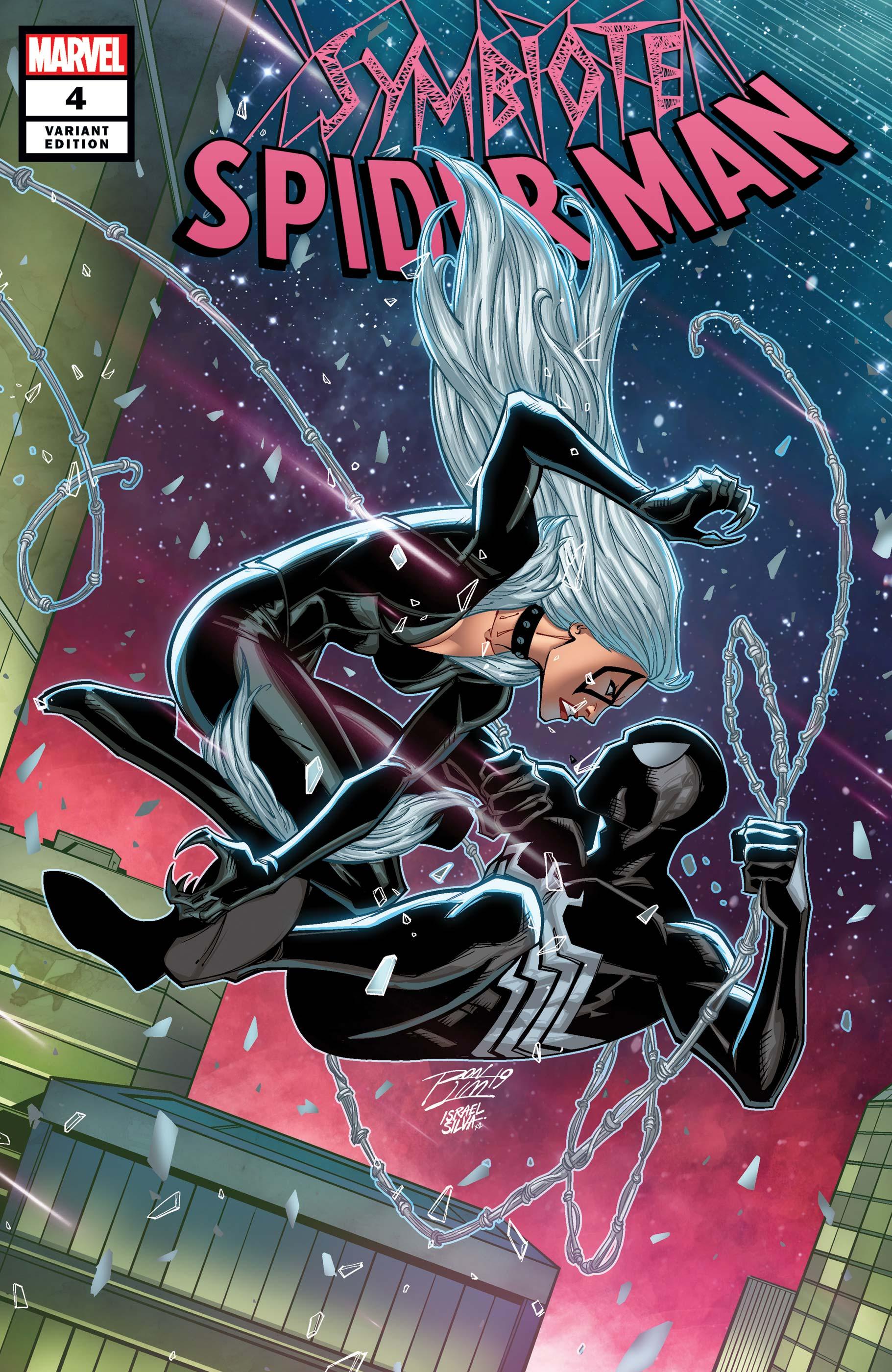 Symbiote Spider-Man (2019) #4 (Variant)