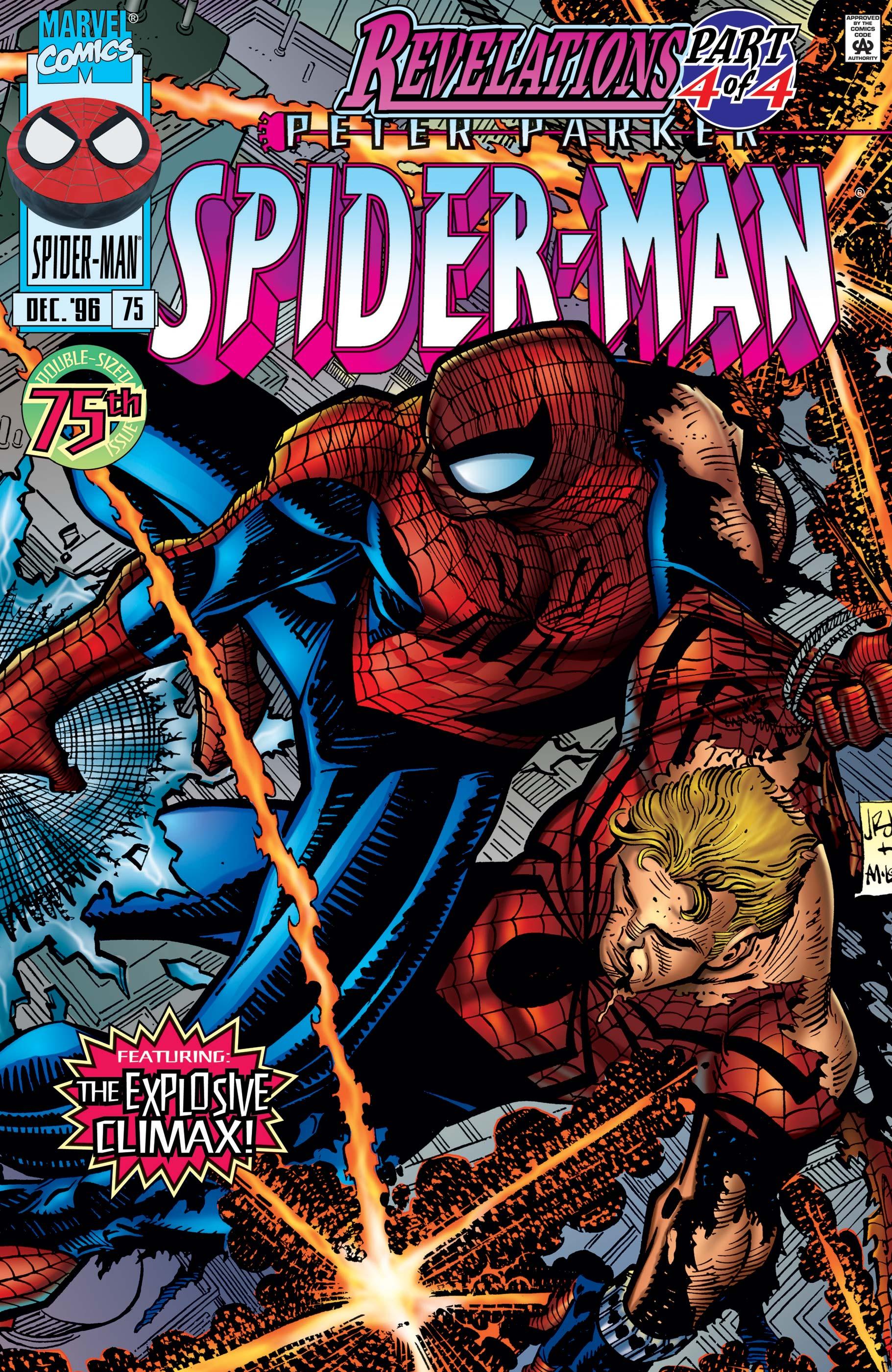 Spider-Man (1990) #75