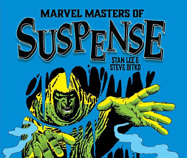 MARVEL MASTERS OF SUSPENSE: STAN LEE & STEVE DITKO OMNIBUS VOL. 1 HC #1