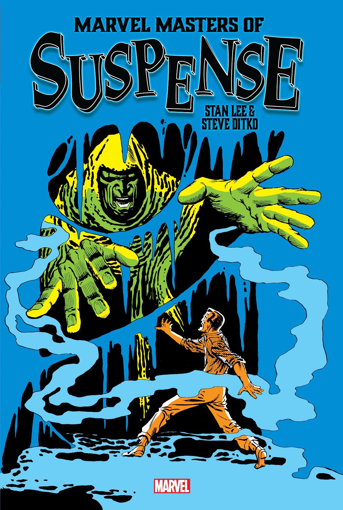 Marvel Masters Of Suspense: Stan Lee & Steve Ditko Omnibus Vol. 1 (Hardcover)