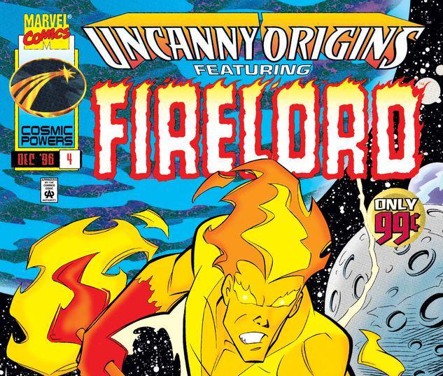Uncanny Origins #4