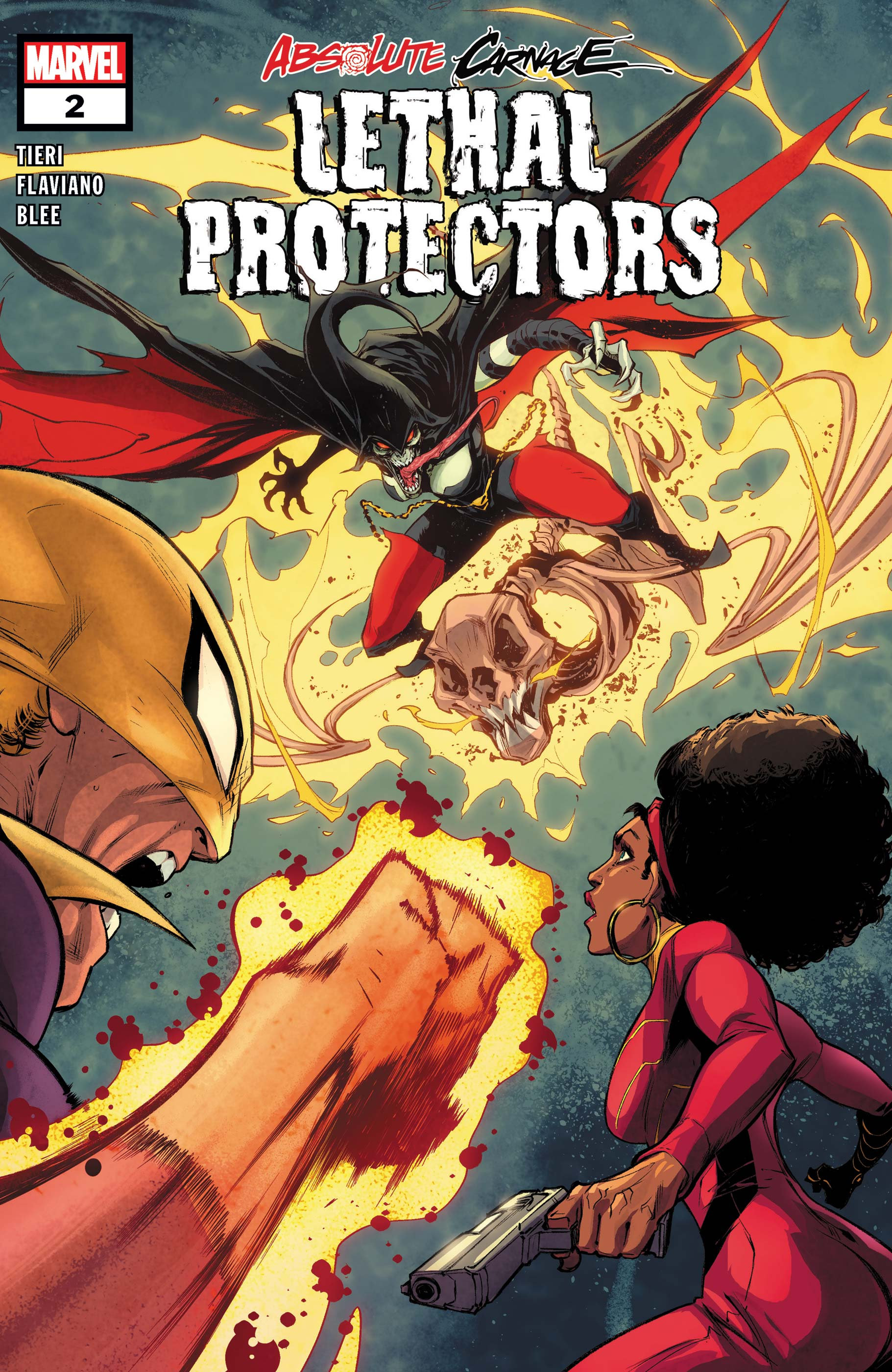 Absolute Carnage: Lethal Protectors (2019) #2