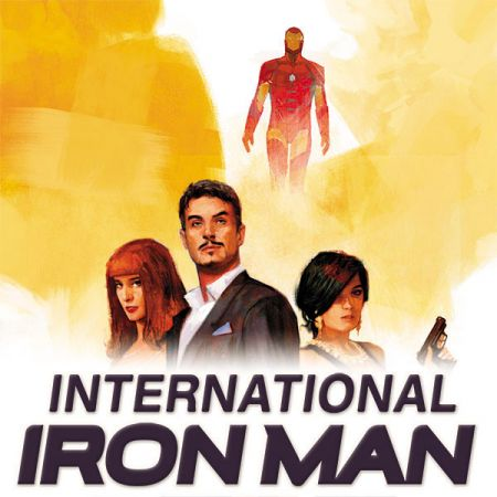 International Iron Man (2016)