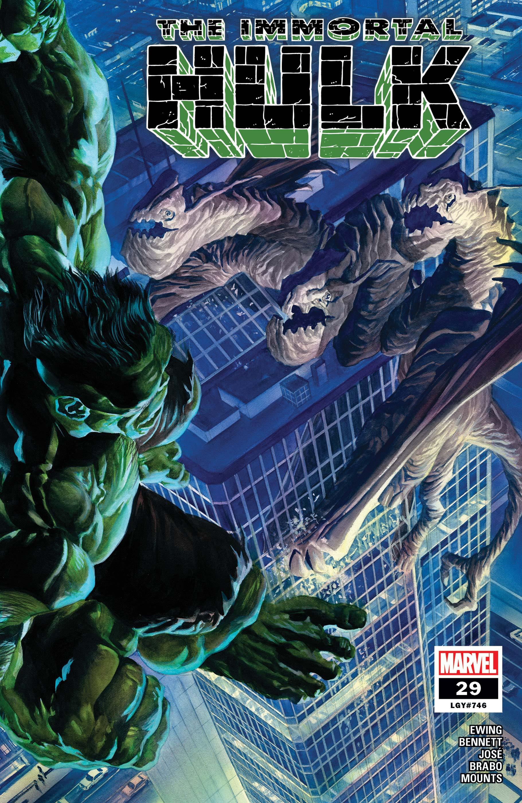 Immortal Hulk (2018) #29