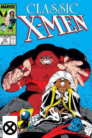 Classic X-Men (1986) #10