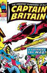 Captain Britain #39