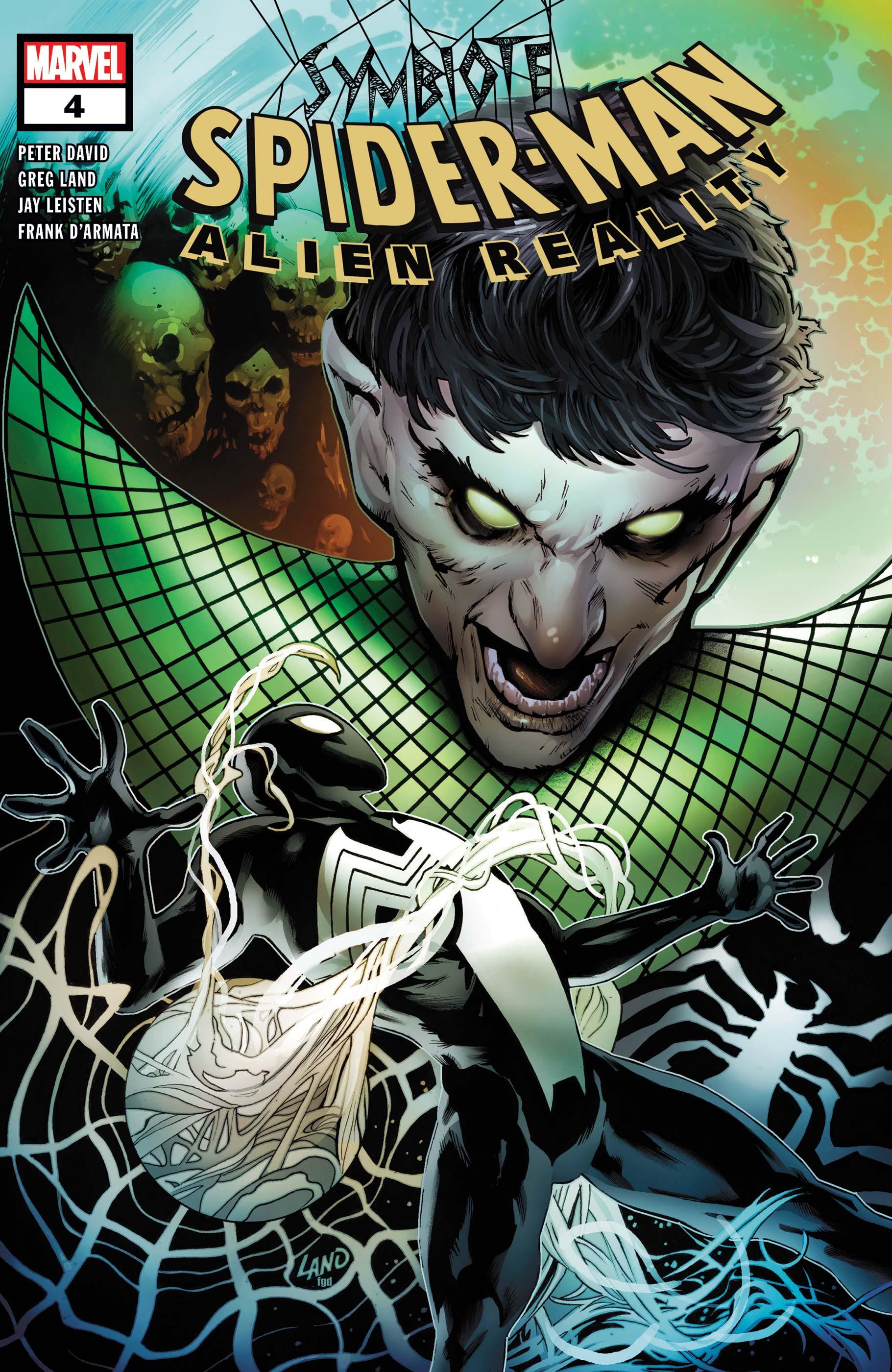 Symbiote Spider-Man: Alien Reality (2019) #4