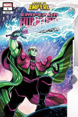 LORDS OF EMPYRE: EMPEROR HULKLING 1 VECCHIO VARIANT (2020) #1 (Variant)