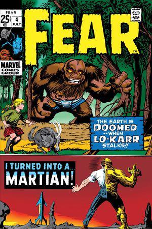 Adventure Into Fear (1970) #4