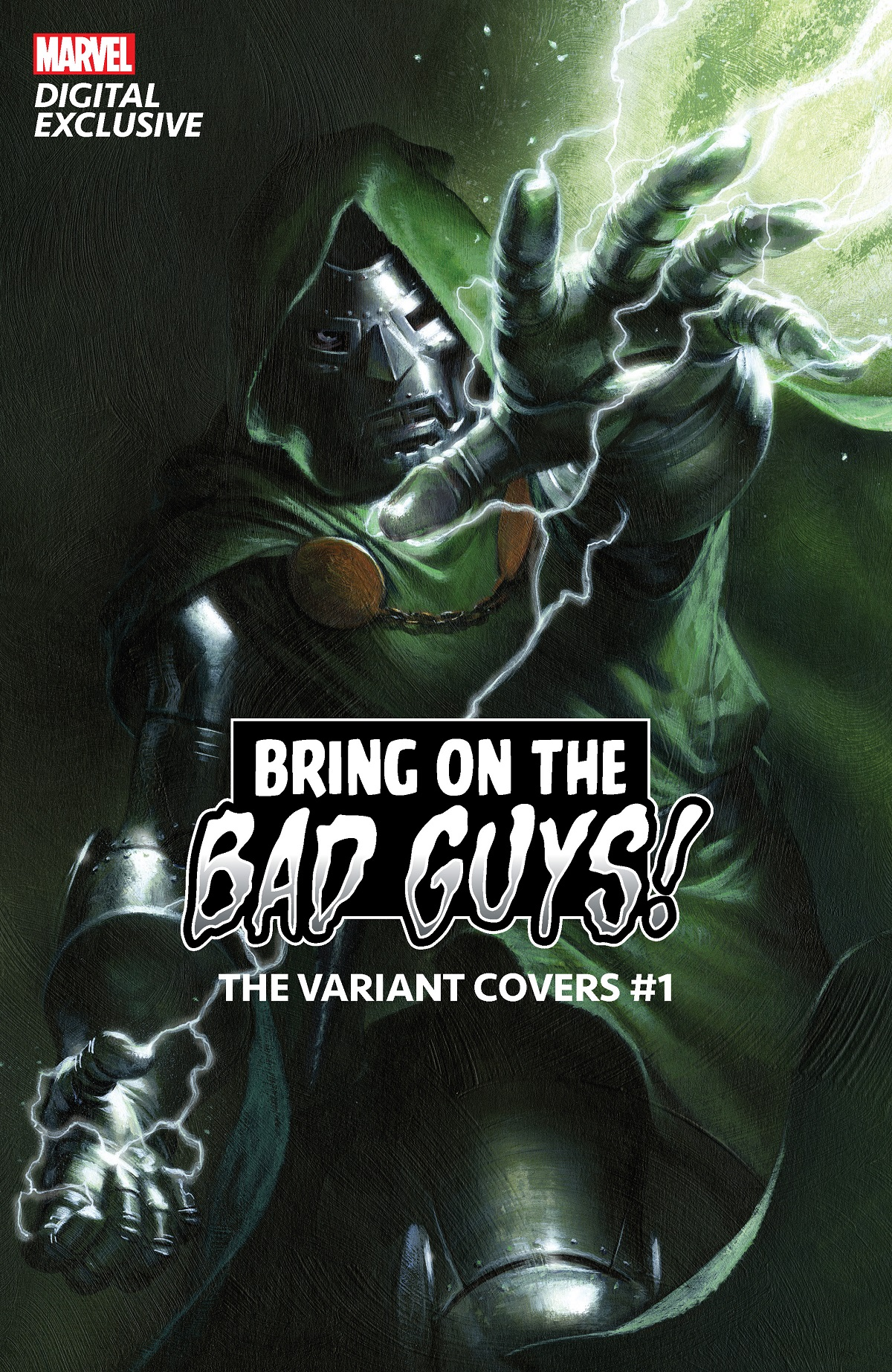 Bring On The Bad Guys: The Variant Covers (2020) #1