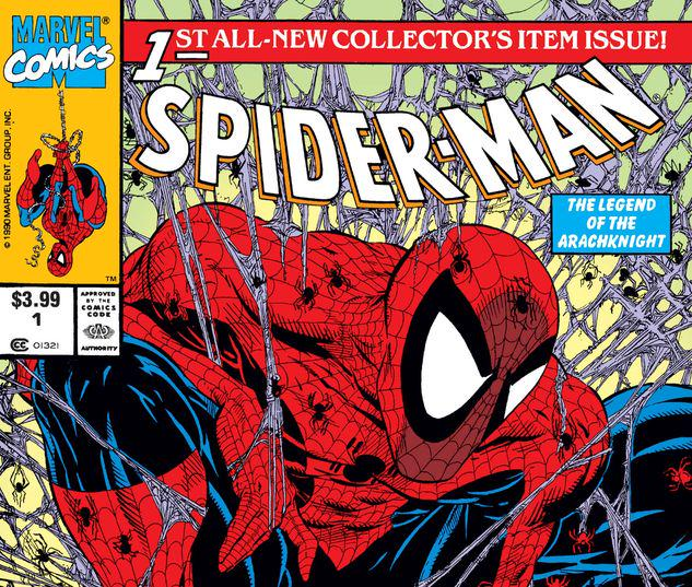 SPIDER-MAN 1 FACSIMILE EDITION #1