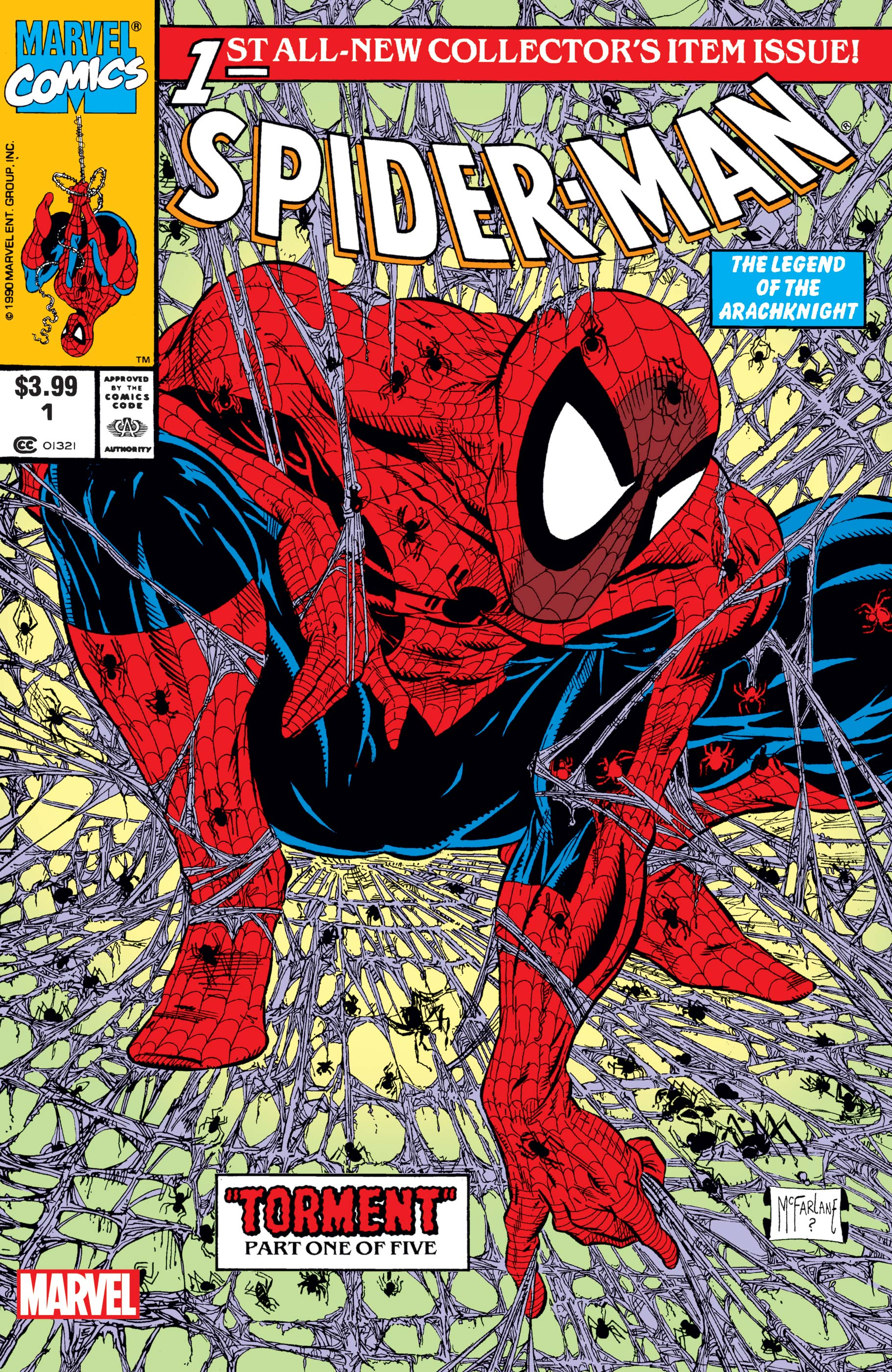 SPIDER-MAN 1 FACSIMILE EDITION (2020) #1